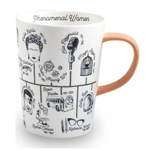 Phenomenal Woman Timeline Coffee Mug
